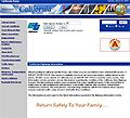 CalTrans Highway Conditions Report